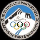 Garmisch Partenkirchen 1936, IV Winter Olympic Games Logo