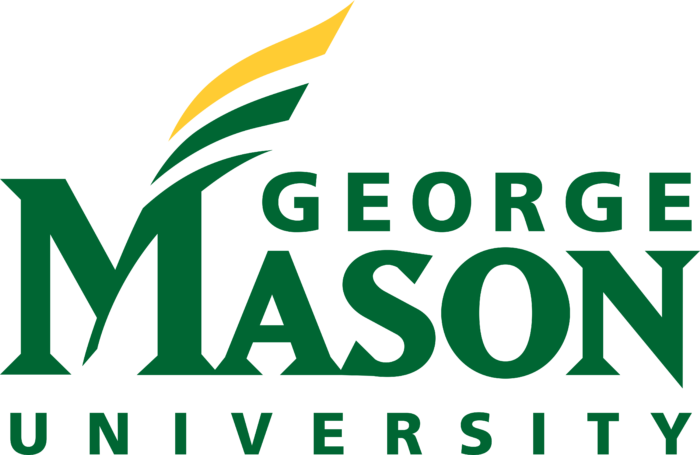 George Mason University Logo text