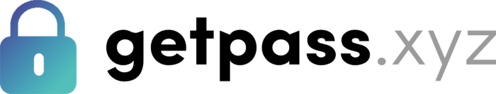 Getpass XYZ Logo