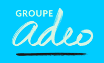 Groupe ADEO Logo blue