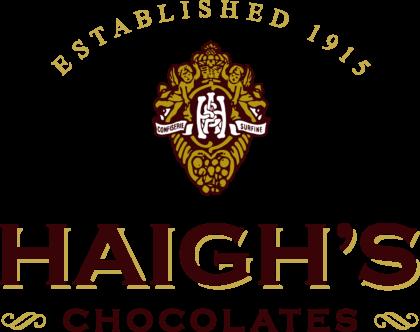 Haigh's Chocolates Logo