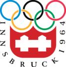 Innsbruck 1964, IX Winter Olympic Games Logo