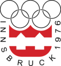 Innsbruck 1976, XII Winter Olympic Games Logo