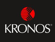 Kronos Incorporated Logo black