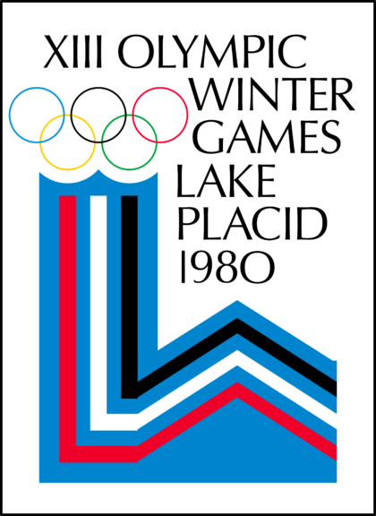 Lake Placid 1980, XIII Winter Olympic Games Logo