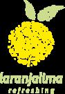 Laranjalima Refreshing Logo