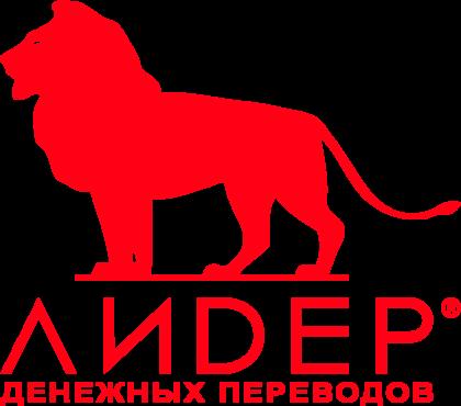 Leader Logo ru red