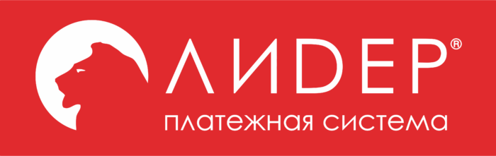 Leader Logo ru white text
