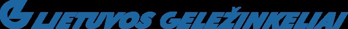 Lietuvos Geležinkeliai Logo