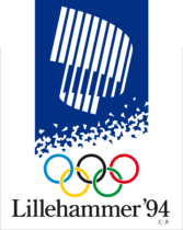 Lillehammer 1994, XVII Winter Olympic Games Logo