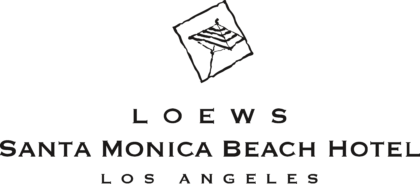 Loews Santa Monica Beach Hotel Logo