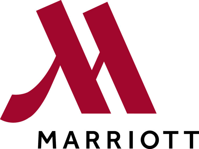 Marriott Hotels & Resorts Logo red