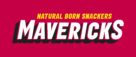 Mavericks Snacks Logo text