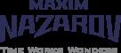 Maxim Nazarov Logo