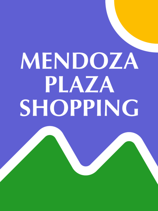 Mendoza Plaza Shopping Logo old