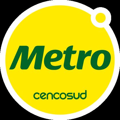 Metro Cencosud Logo