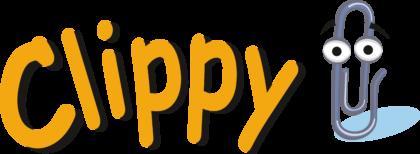 Microsoft Clippy Logo