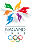 Nagano 1998, XVIII Winter Olympic Games Logo