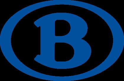 National Railway Company of Belgium Logo