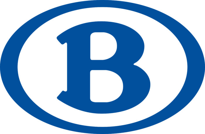 National Railway Company of Belgium Logo
