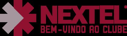 Nextel Bem Vindo ao Clube Logo