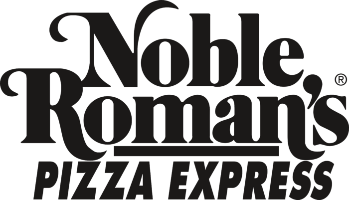 Noble Roman's Pizza Logo