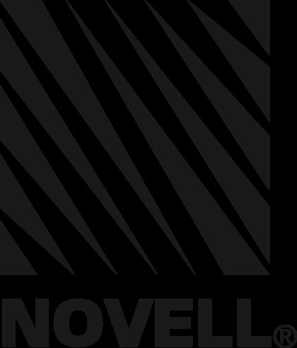 Novell Logo black
