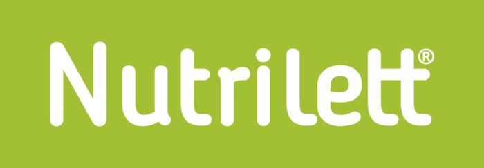 Nutrilett Logo white text