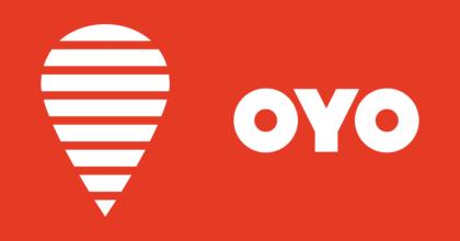 OYO Rooms Logo full