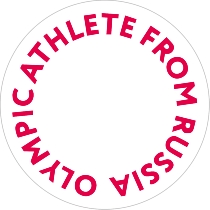 Olympic Athlete From Russia Logo