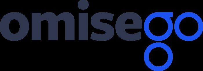 OmiseGO (OMG) Logo full