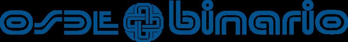 Osde Binario Logo horizontally