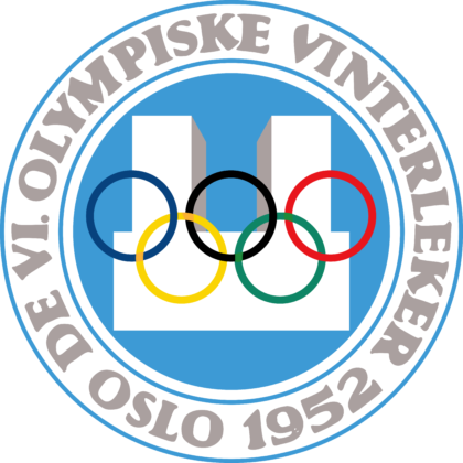 Oslo 1952, VI Winter Olympic Games Logo