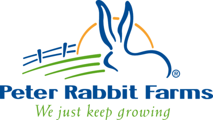 Peter Rabbit Farms Logo