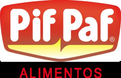 Pif Paf Alimentos Logo