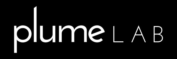 Plume Labs Logo black