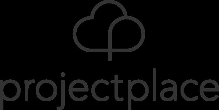 Projectplace Logo black