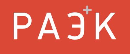 RAEC Logo white text