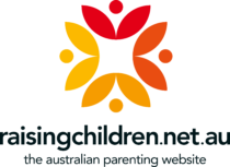 Raising Children Network Logo