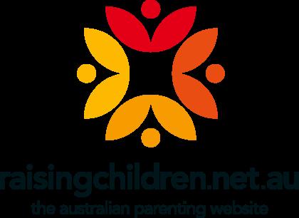 Raising Children Network Logo