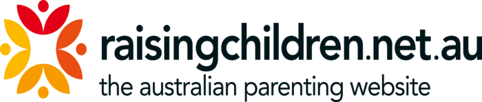 Raising Children Network Logo horizontally
