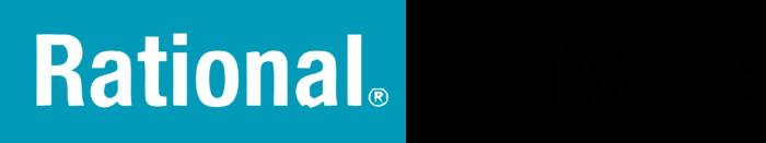 Rational Software Logo blue