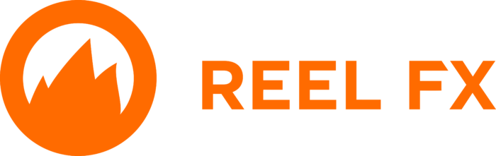 Reel FX Logo old orange