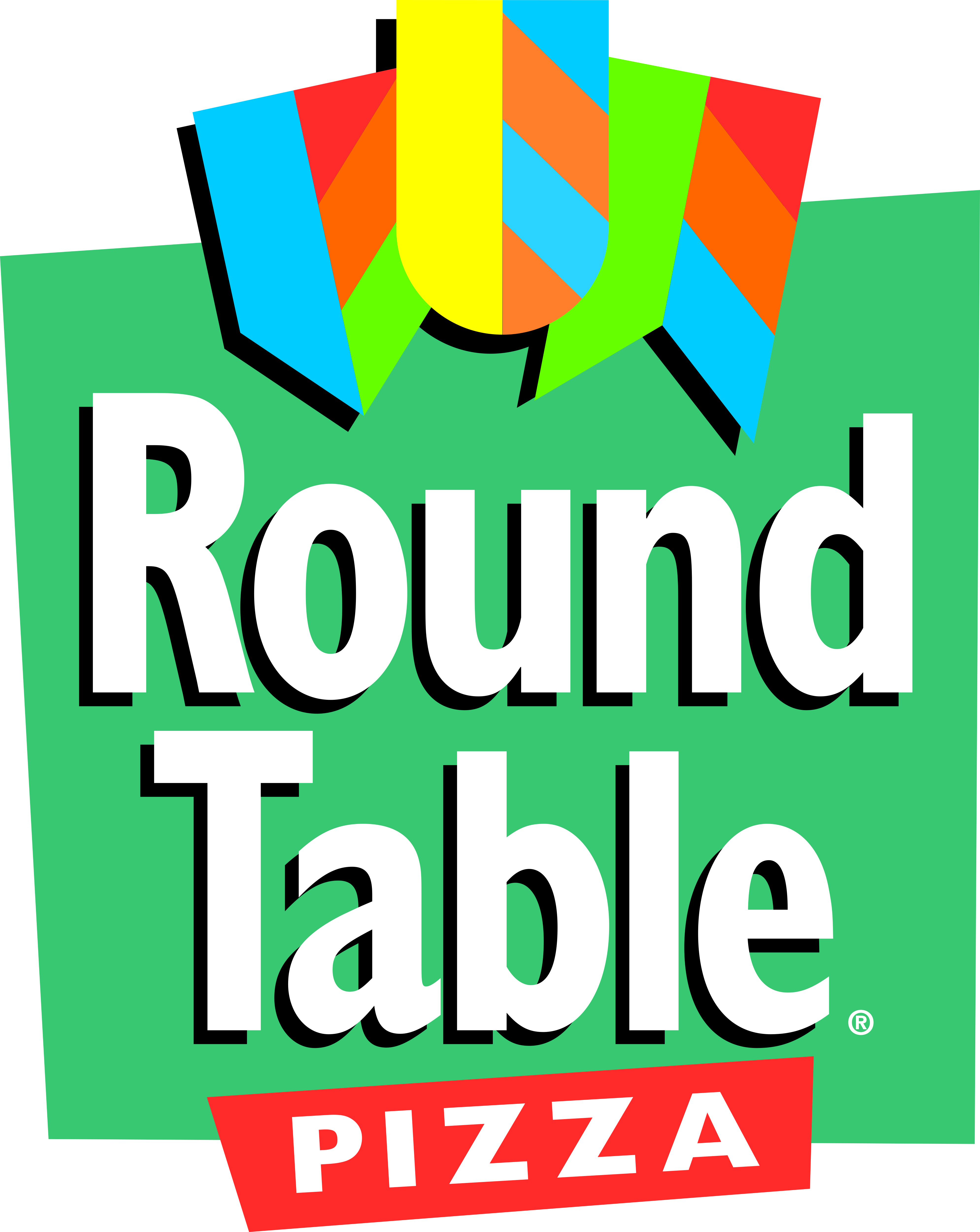 Round Table Pizza Logos Download