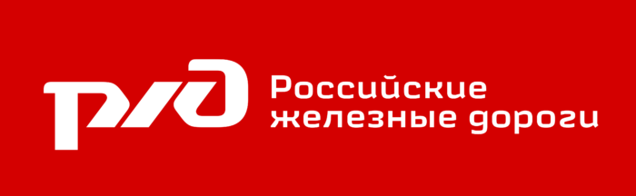 Russian Railways, RZD Logo red background