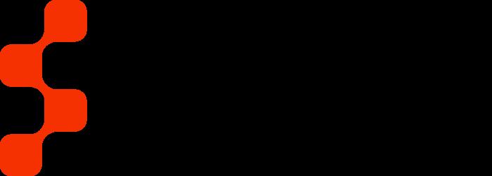 Sapient Logo black text