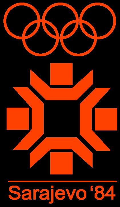 Sarajevo 1984, XIV Winter Olympic Games Logo