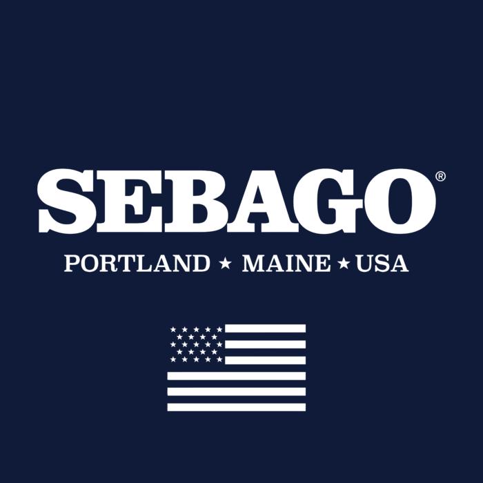 Sebago Logo USA