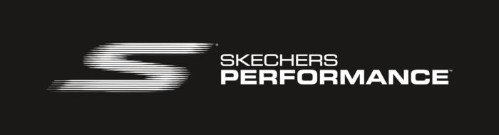 Skechers Performance Logo white text