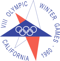 Squaw Valley 1960, VIII Winter Olympic Games Logo